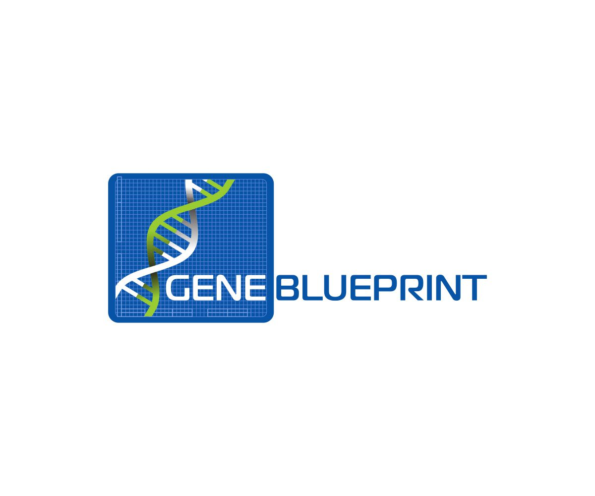 Serious upmarket health and wellness logo design for gene logo design by yudi for gene blueprint design 11922005 malvernweather Image collections