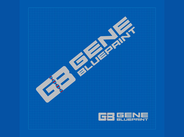 Serious upmarket health and wellness logo design for gene logo design by kv for gene blueprint design 11921178 malvernweather Image collections