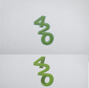 420 | Logo Design by J Petteford