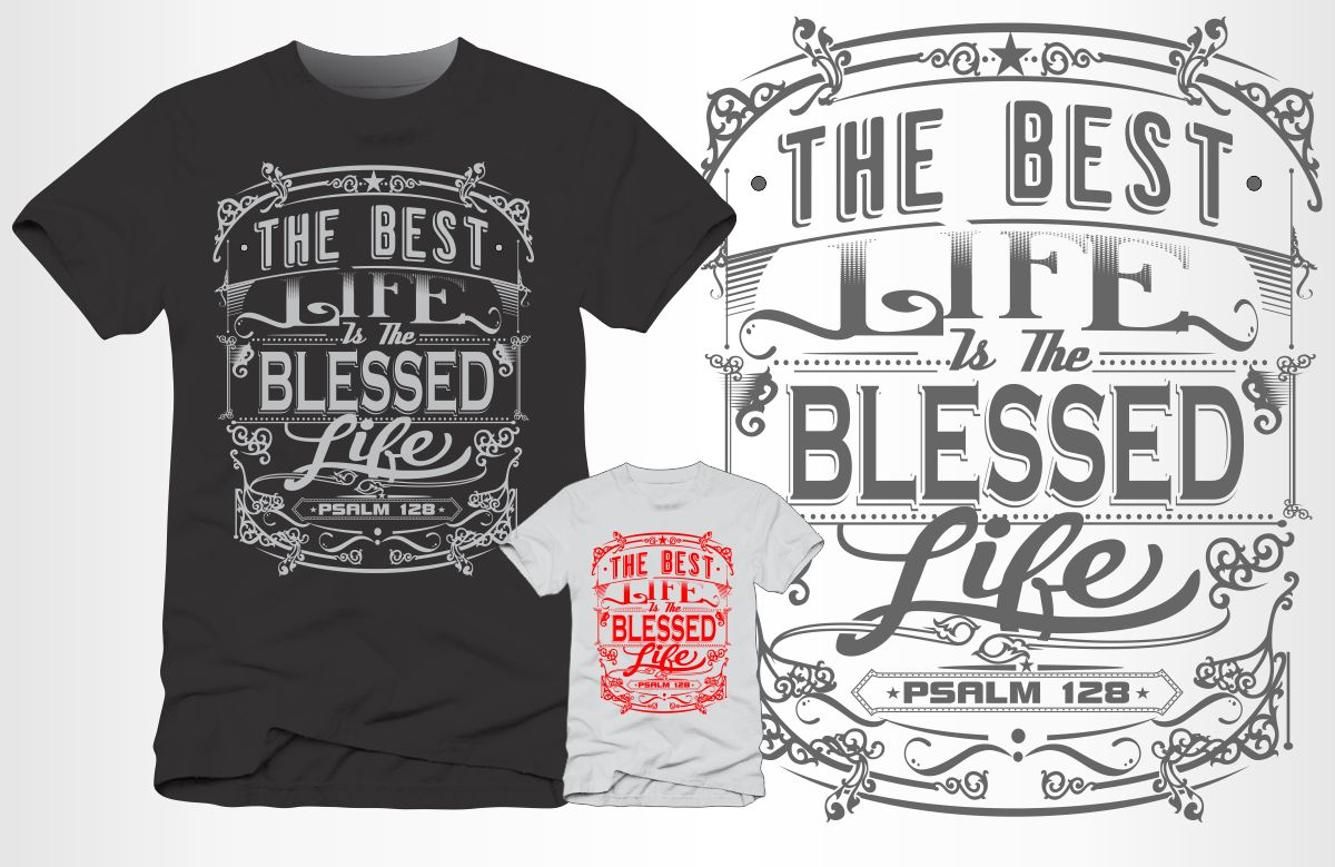 Shirt design unique - T Shirt Design Design 11775245 Submitted To Unique And Creative Christian T