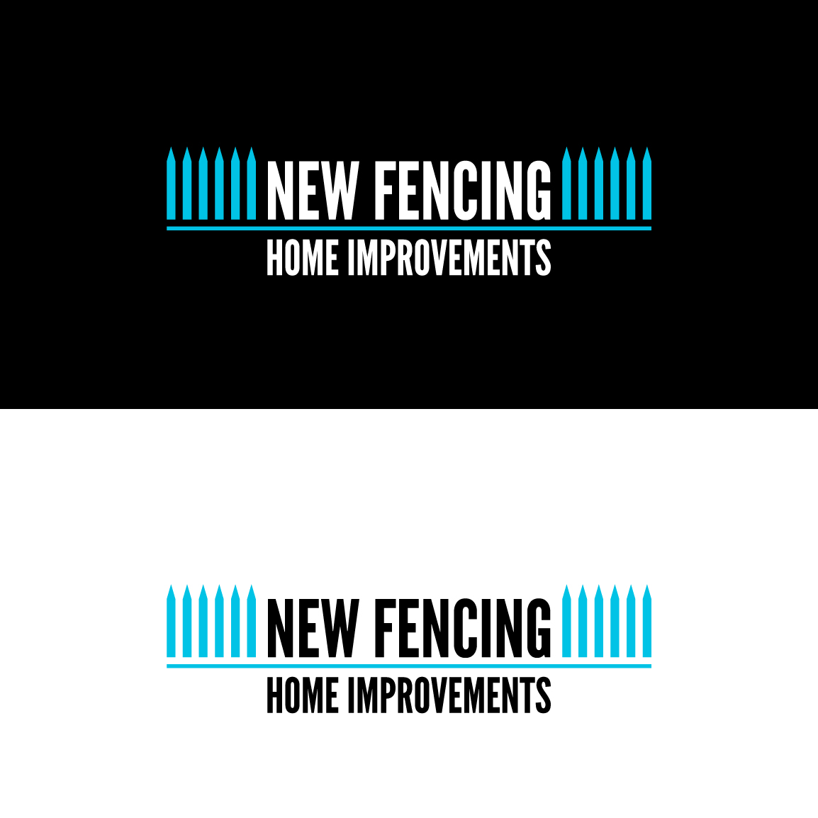 Logo Design By Fanolj Ademi For Design A Logo For A Fencing Company Who  Installs New