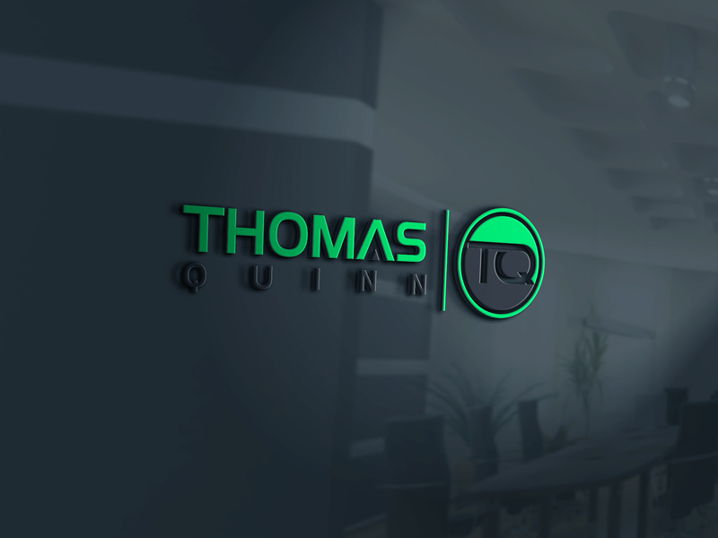 law firm logo design for tq or thomas quinn we are open to creative