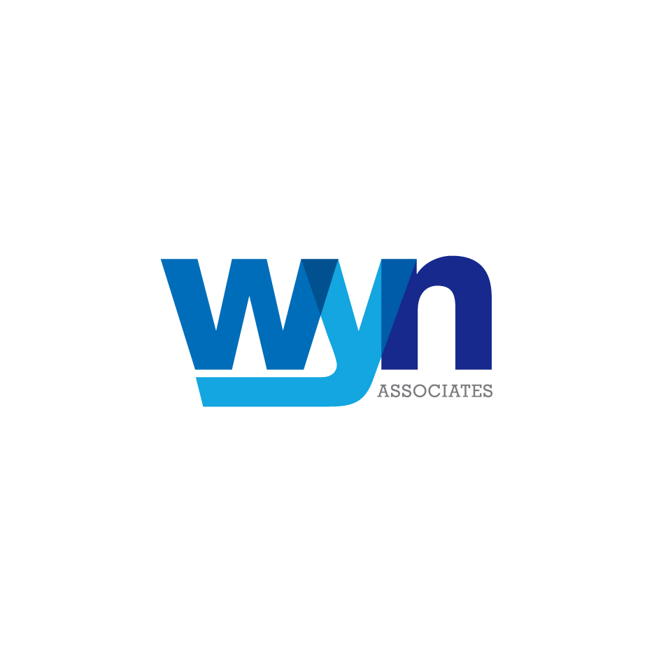 Logo design for wyn associates by gvb design for Design consultant company