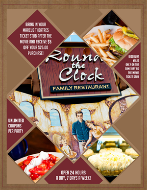 Restaurant Poster Design Ideas Crowdsourced Poster