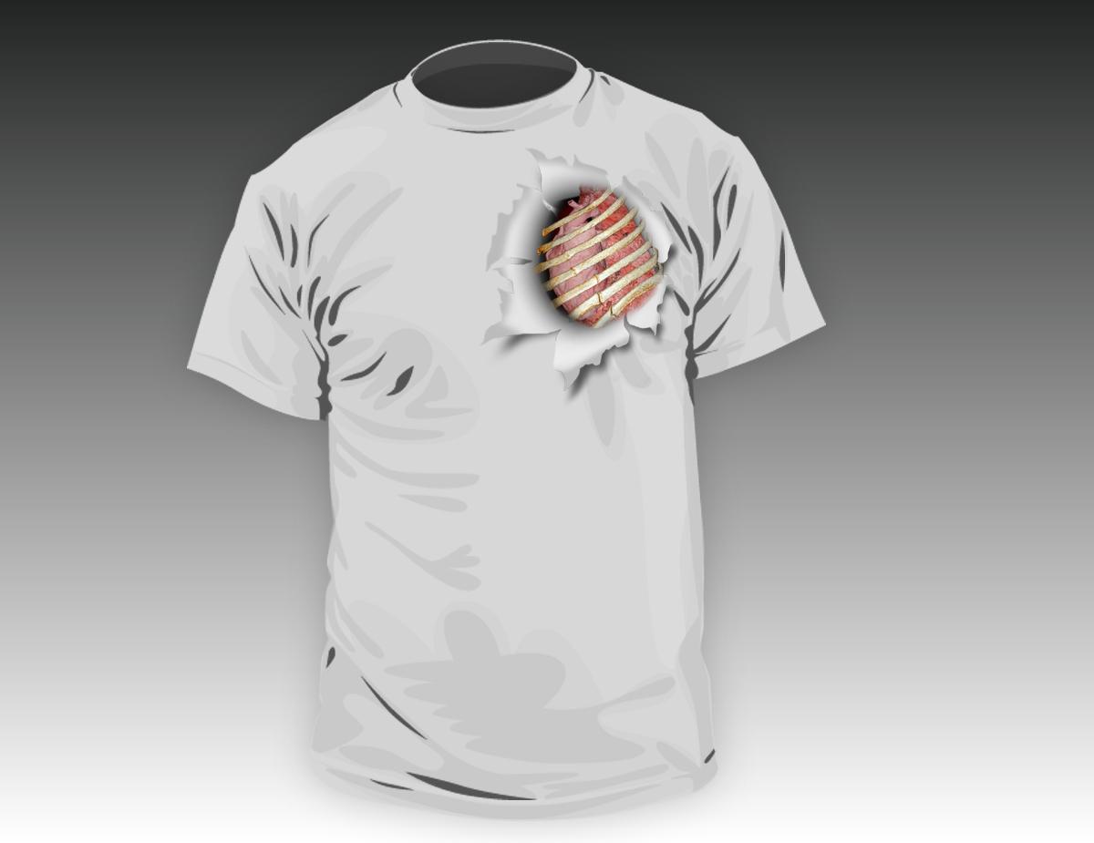 Modern Bold T Shirt Design For Nicola Mcclue By