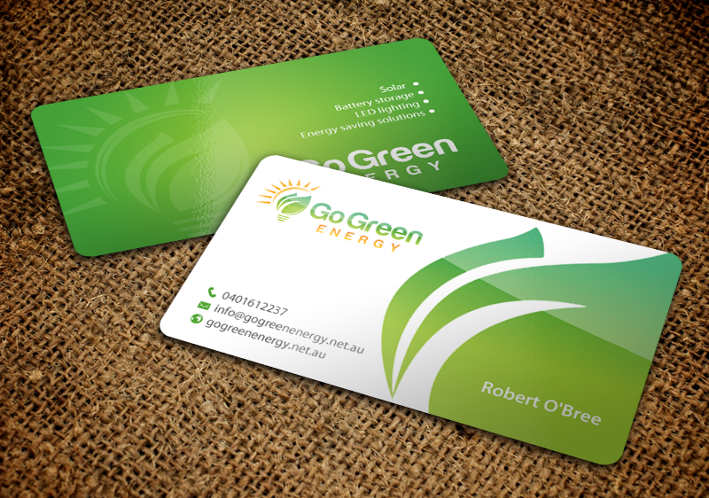 Elegant playful business business card design for a company by business card design by chandrayaaneative for this project design 11791763 reheart Image collections