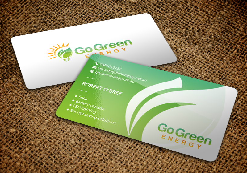 Elegant playful business business card design for a company by business card design by chandrayaaneative for this project design 11791765 reheart Image collections