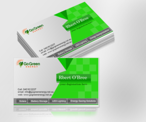 Energy business card design galleries for inspiration go green energy business card design by tatarsengupta reheart