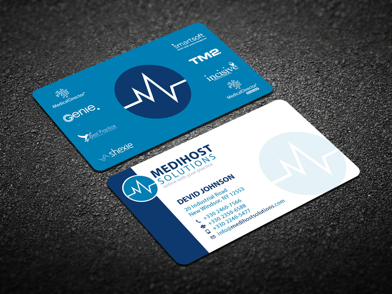 modern, upmarket, business business card design for a company bybusiness card design by design xeneration for this project design 11778226