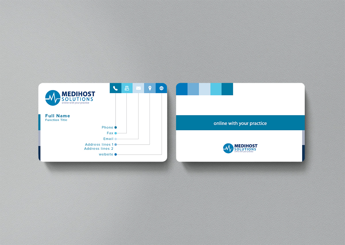 Modern Upmarket Business Business Card Design For A Company By Bytes Creative Design 11774792