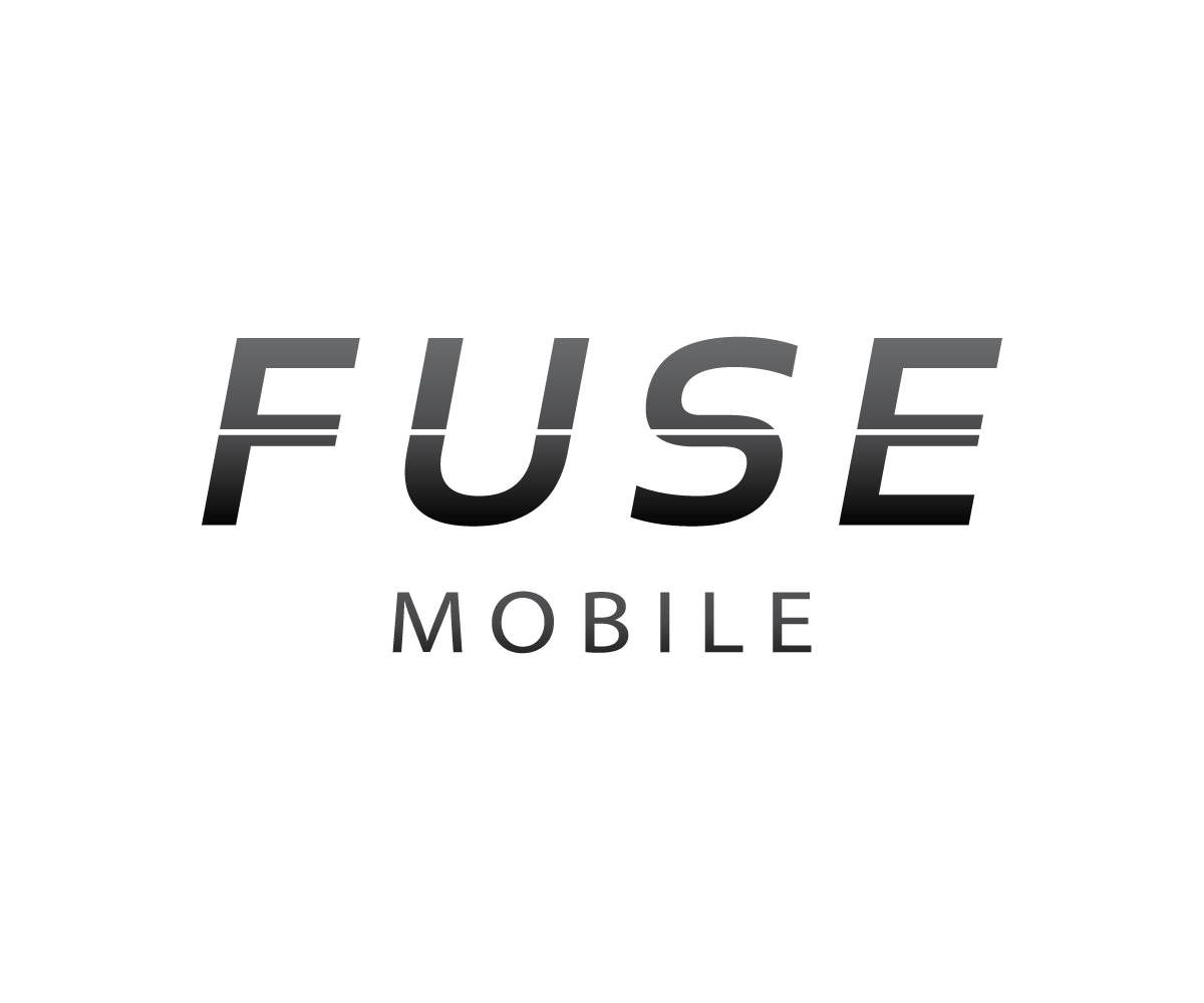Modern Professional Logo Design For Fuse Mobile By Box This Project 2406243