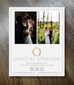 Adver Design 12348572 Submitted To Wedding Photographer Needs Magazine Ad Closed