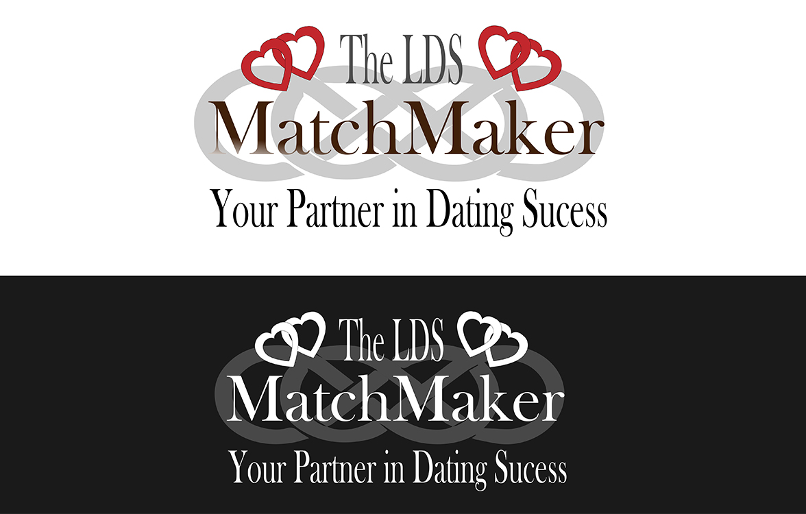 Dating logo maker