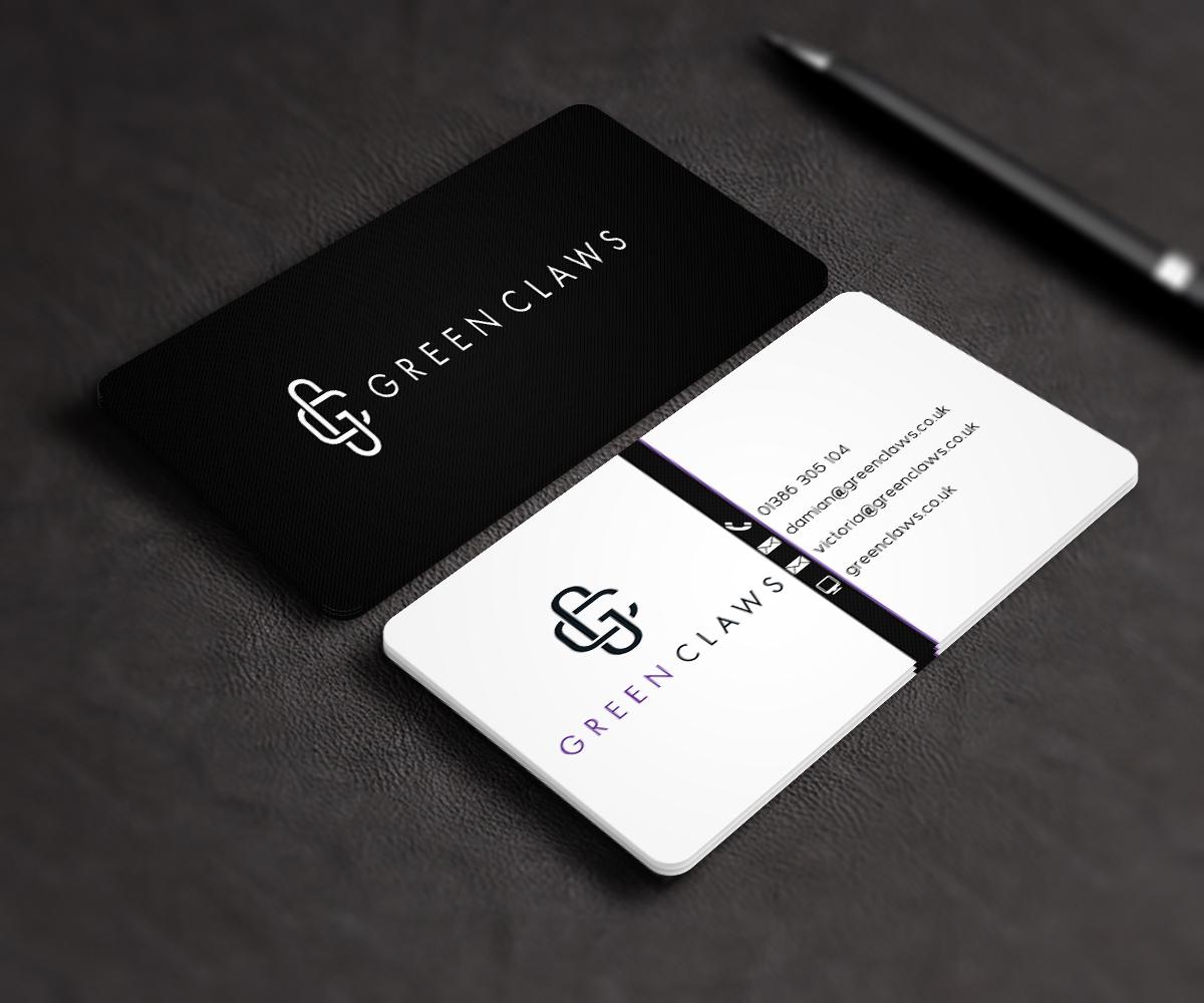 Elegant, Modern, Wedding Business Card Design for Weddings and ...
