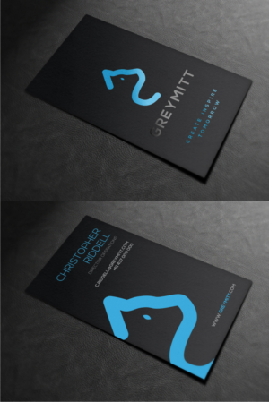 Upmarket bold business card design job business card brief for business card design job premium agency high end business card a designers wanted reheart Choice Image