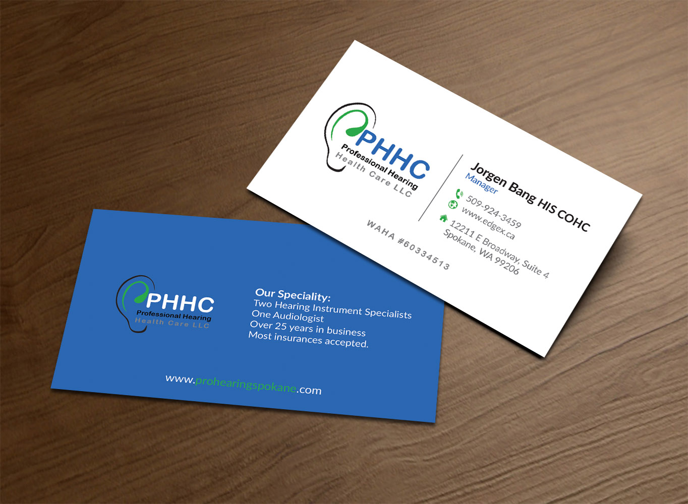 Professional, Upmarket, Business Business Card Design for ...