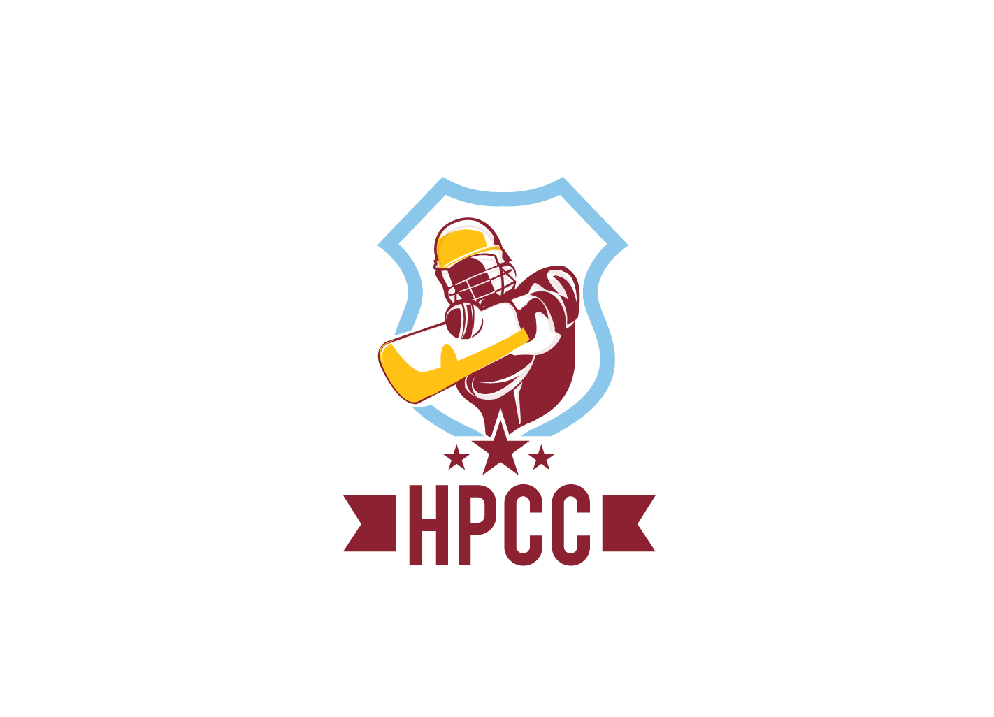 cricket club logo design wwwpixsharkcom images