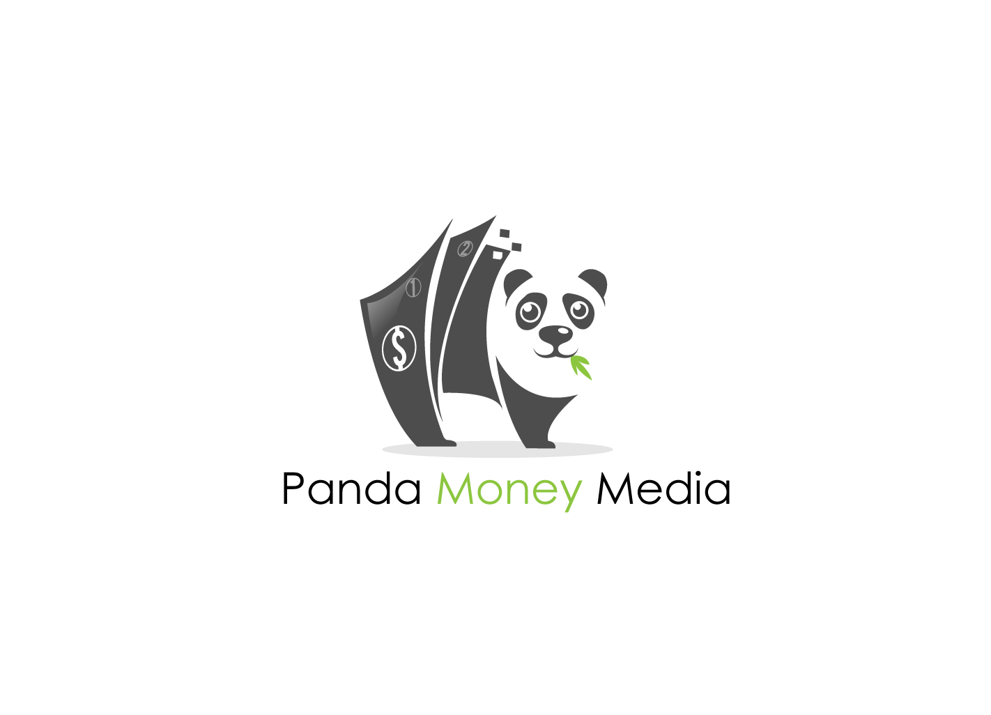 Modern, Bold Logo Design for Panda Money Media LLC by hih7 ...