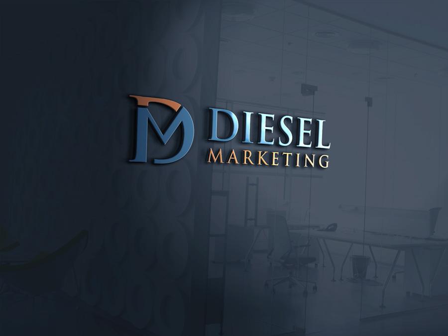 Economical, Elegant, Marketing Logo Design for Diesel
