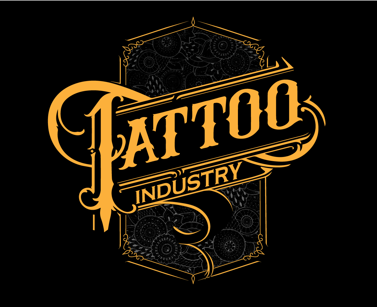 bold modern tattoo logo design for tattoo industry ti tattoo necessities by mitzu iulian2000. Black Bedroom Furniture Sets. Home Design Ideas