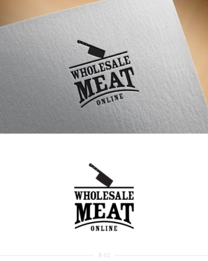 Online meat wholesaler -need logo and business card design | 36 Logo