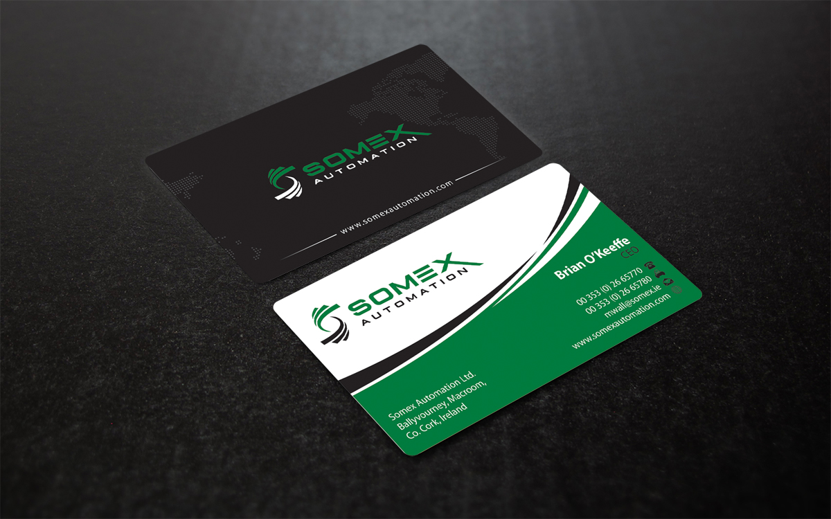 Business business card design for a company by alpesh9520 design business business card design for a company in ireland design 11873056 reheart Images