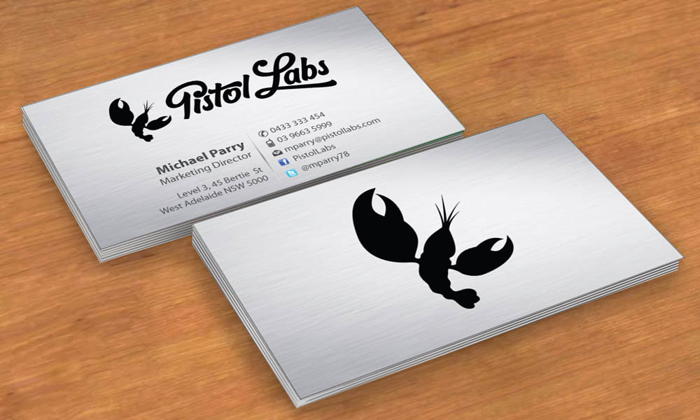Digital Business Card Design for a Company by Sbss | Design #2366516