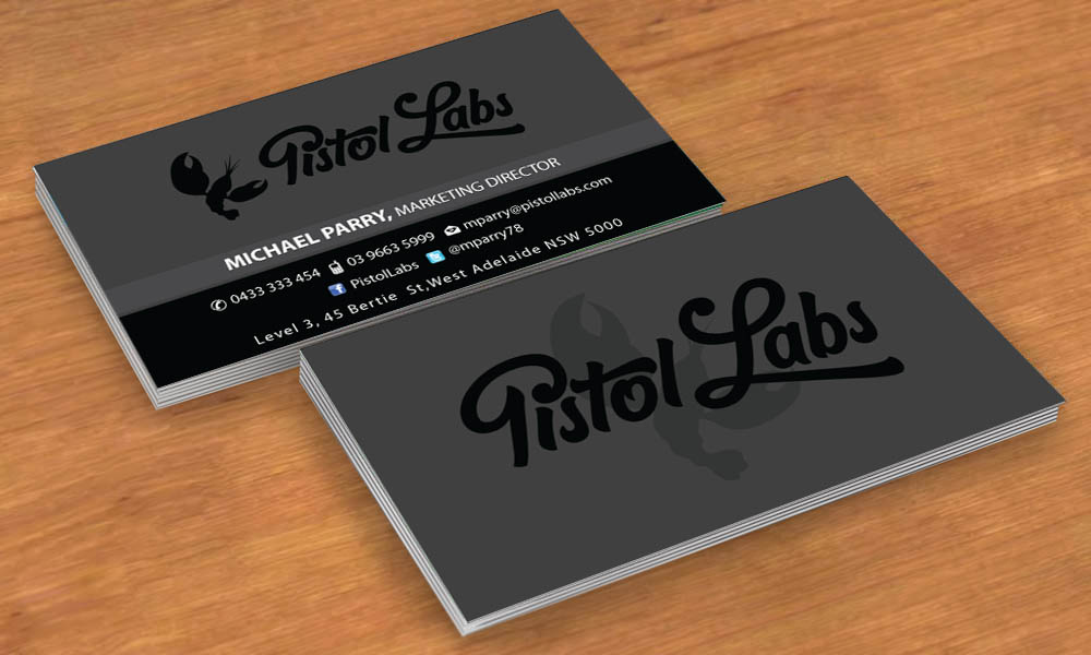 Digital business card design for a company by sbss design 2367804 business card design by sbss for this project design 2367804 reheart Gallery