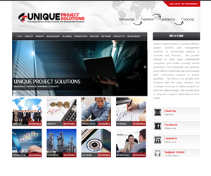 Web Design by  macroads - Web Page Header (Header Only)