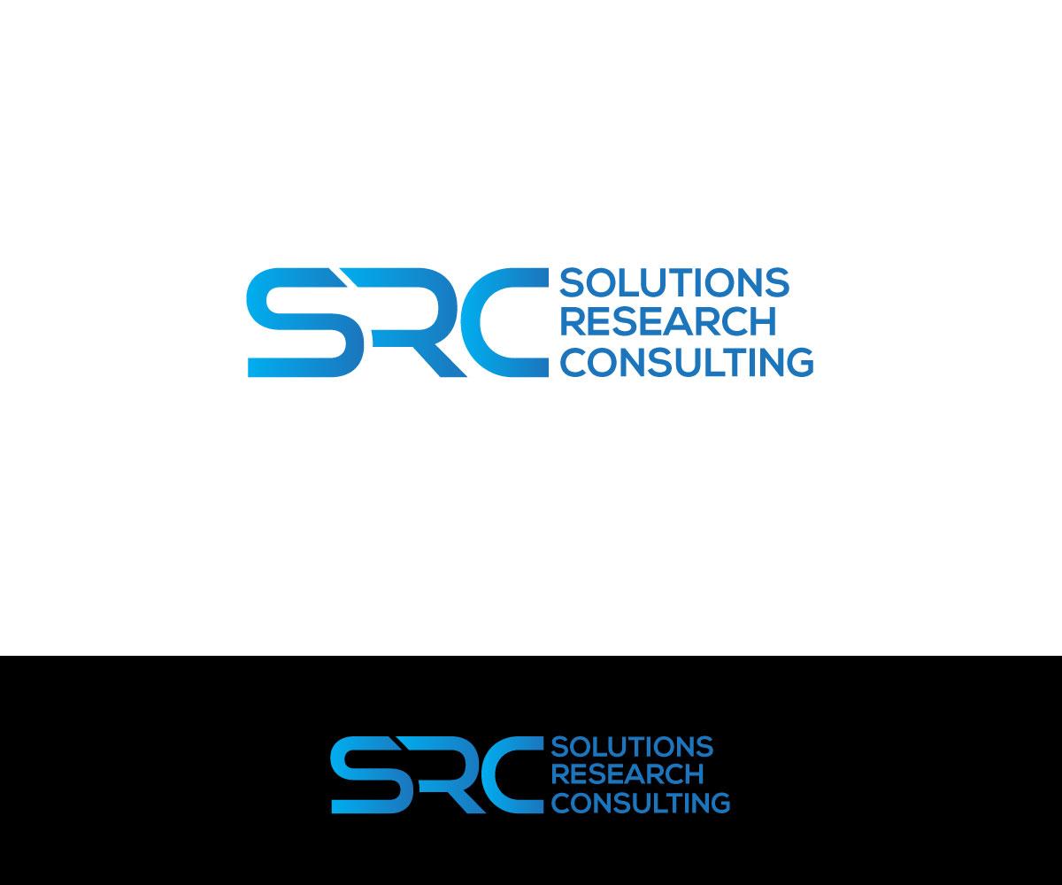Modern, Bold, Business Consultant Logo Design for S R C