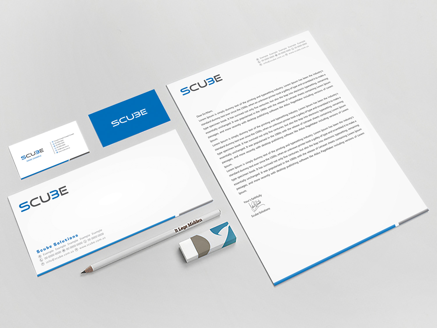 Serious, Modern Stationery Design for Seed Telecommunications LLC ...