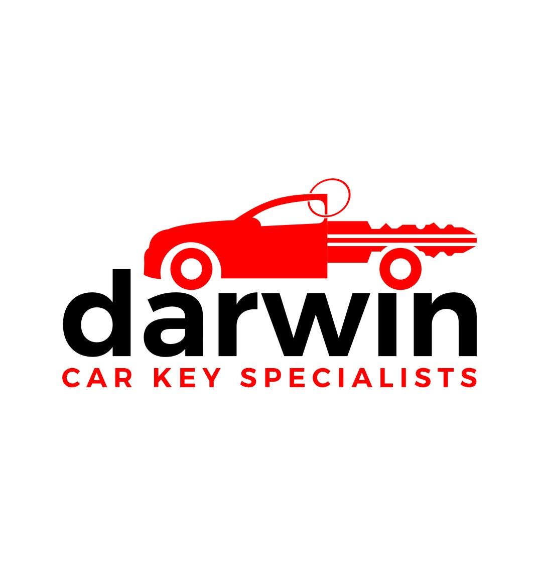 Professional Masculine Automotive Logo Design For Darwin Car Key Specialists By Hih7 Design 11906521