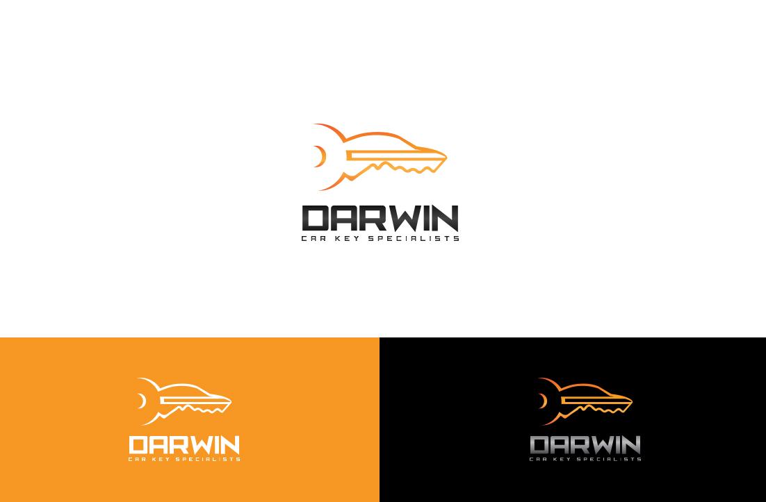 Professional Masculine Automotive Logo Design For Darwin Car Key Specialists By Gldesigns Design 11900497
