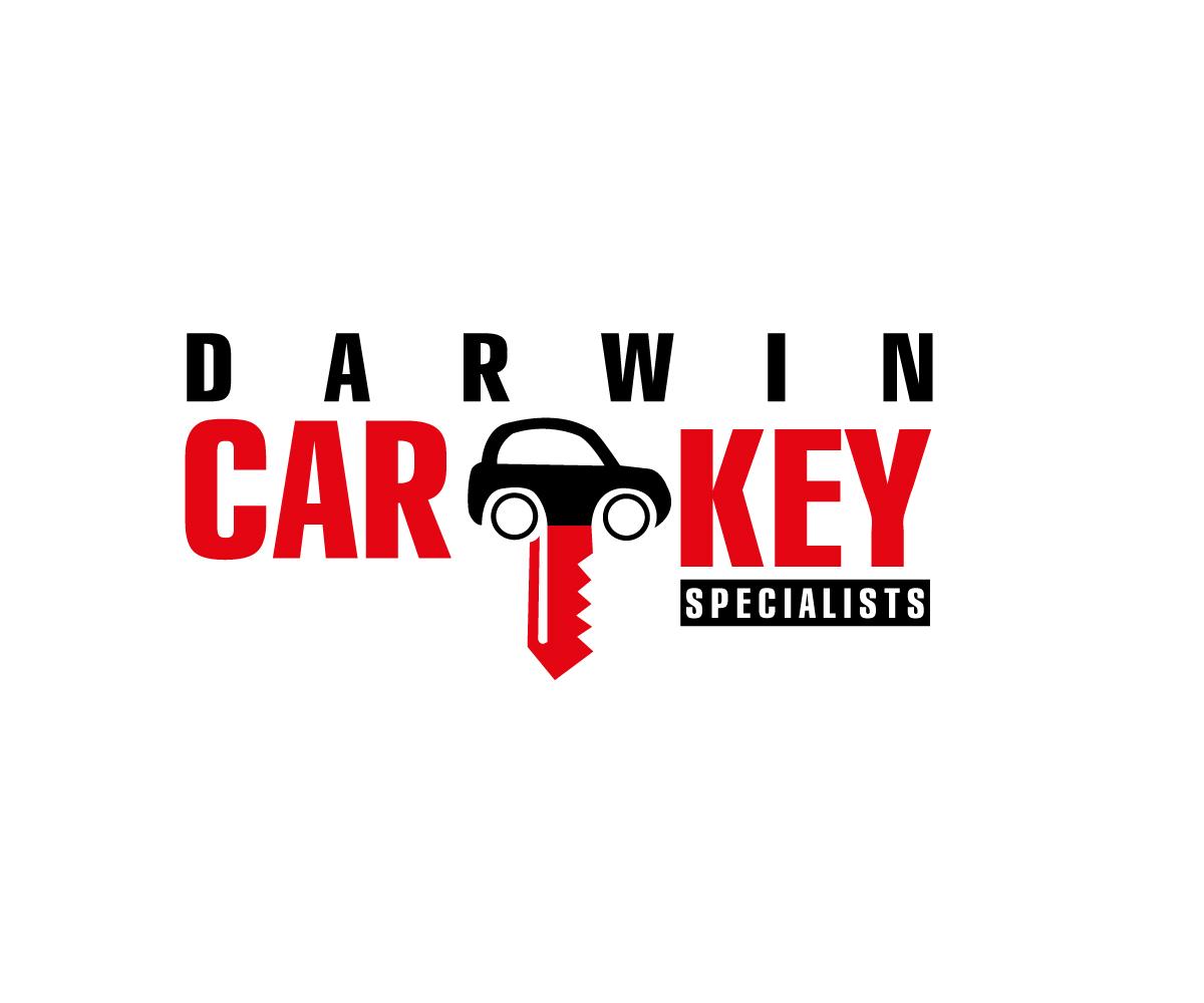 Professional Masculine Automotive Logo Design For Darwin Car Key Specialists By Webhubsolution Design 11904347