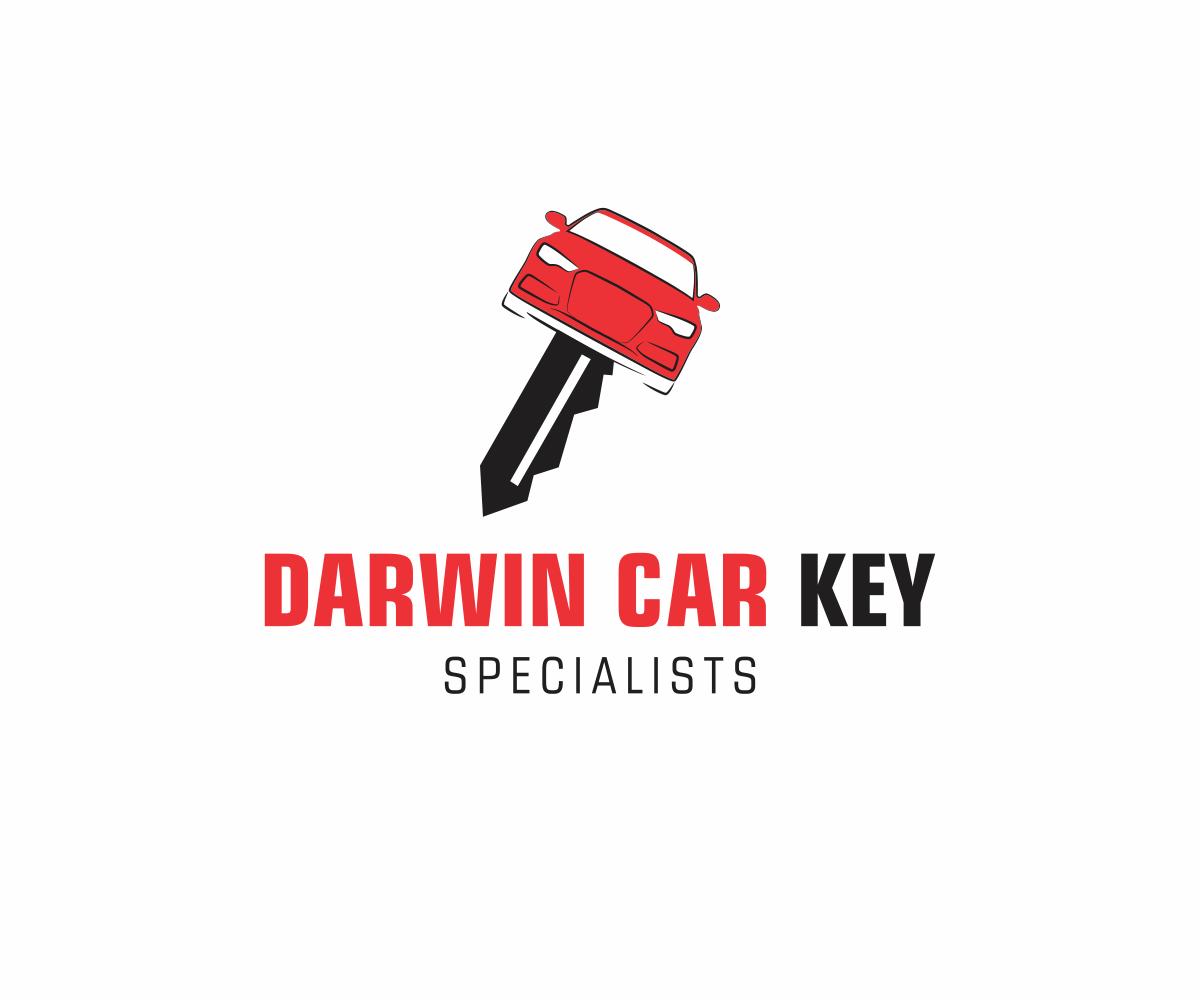 Professional Masculine Automotive Logo Design For Darwin Car Key Specialists By Bharraaewes Design 11901477