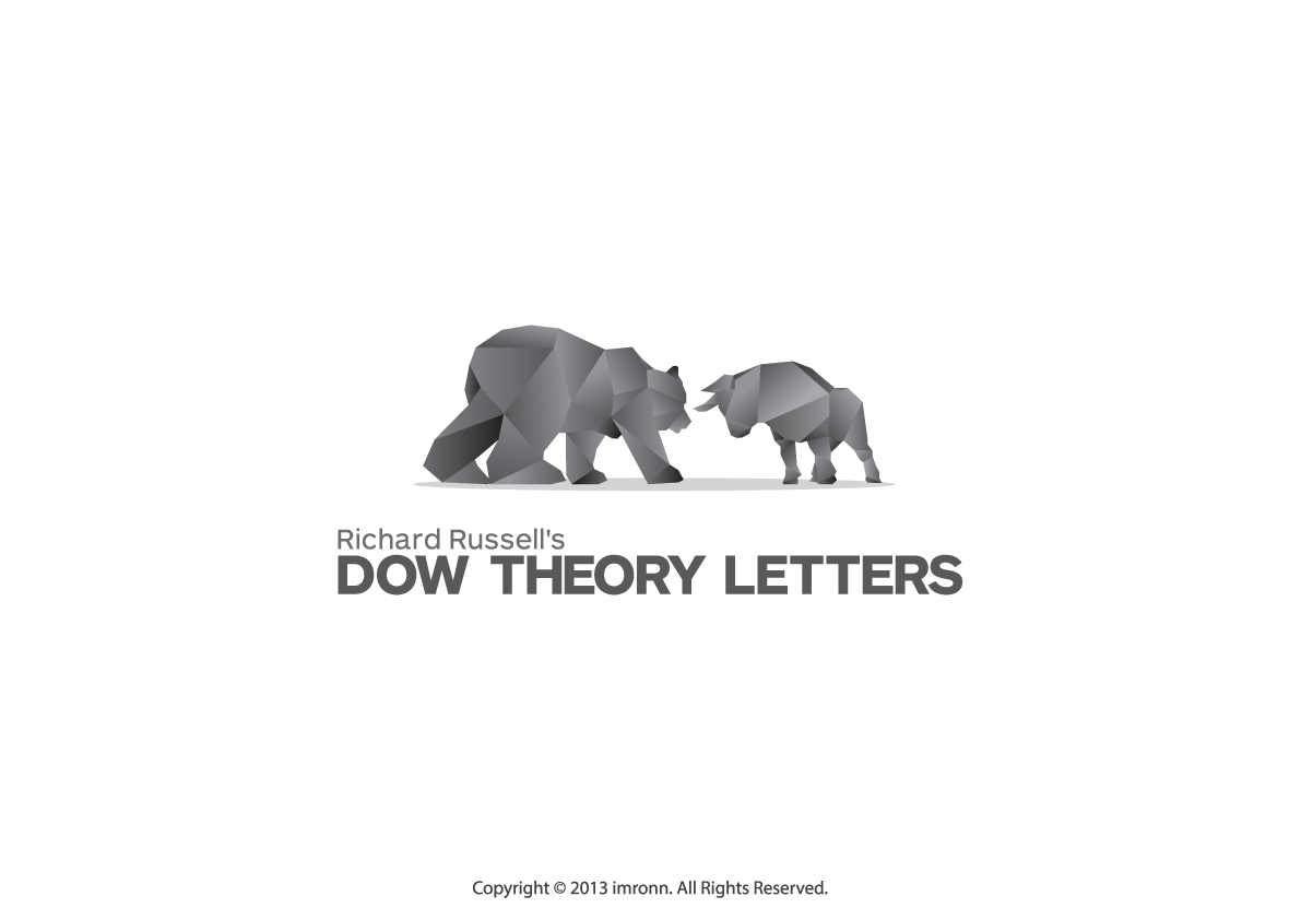 dow theory letters masculine conservative financial logo design for richard 21409 | 127712 2395791 227249 image