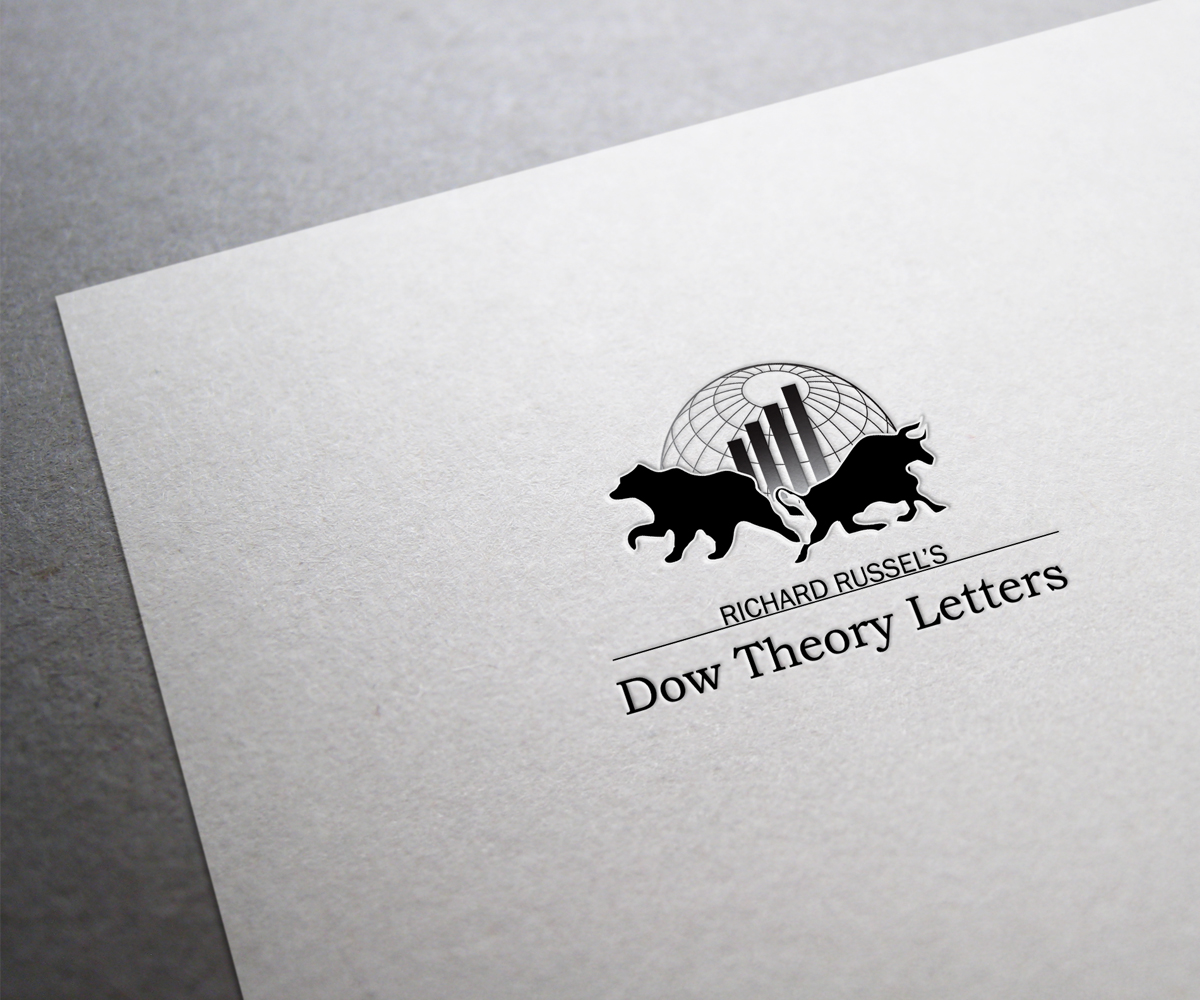 dow theory letters masculine conservative financial logo design for richard 21409 | 128391 2372892 227249 image
