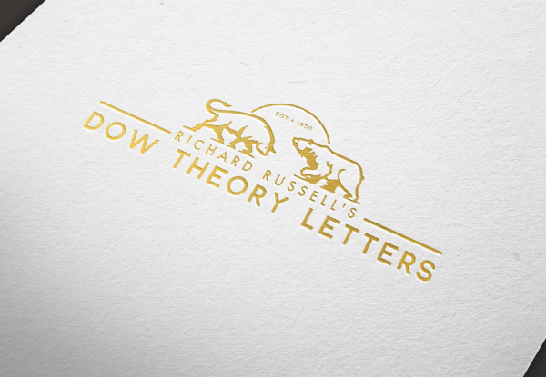 dow theory letters masculine conservative financial logo design for richard 21409 | 48885 2418957 227249 image