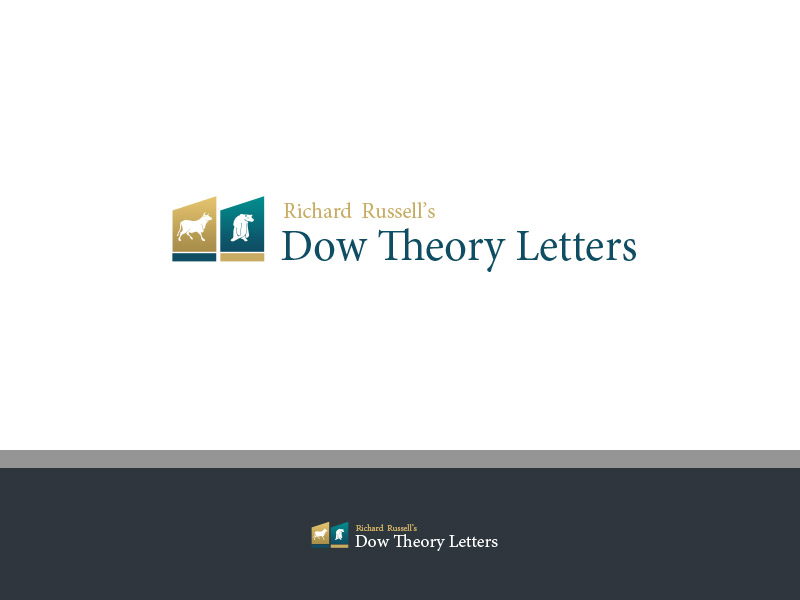 dow theory letters masculine conservative financial logo design for richard 21409 | 51145 2398900 227249 image