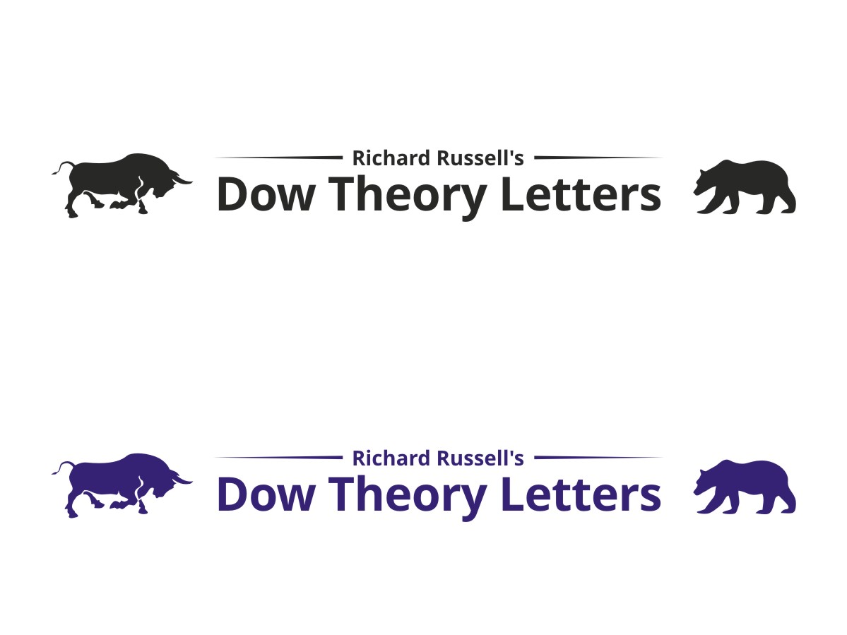 dow theory letters männlich konservativ financial logo design for richard 21409 | 57295 2403215 227249 image