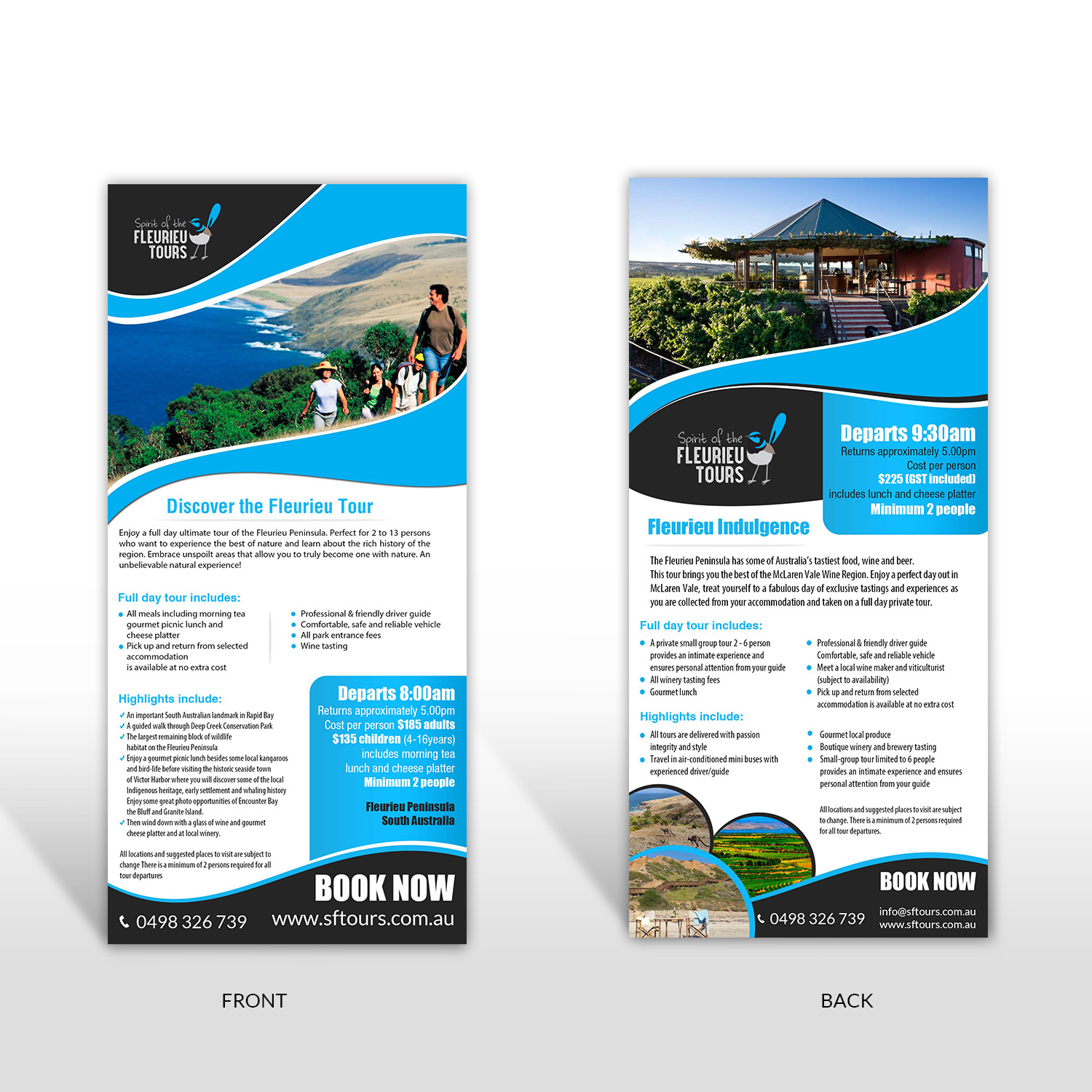 professional bold it company brochure design for a company by hih7