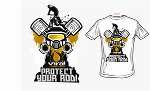 T-shirt Design by Eddiey for this project | Design: #498227