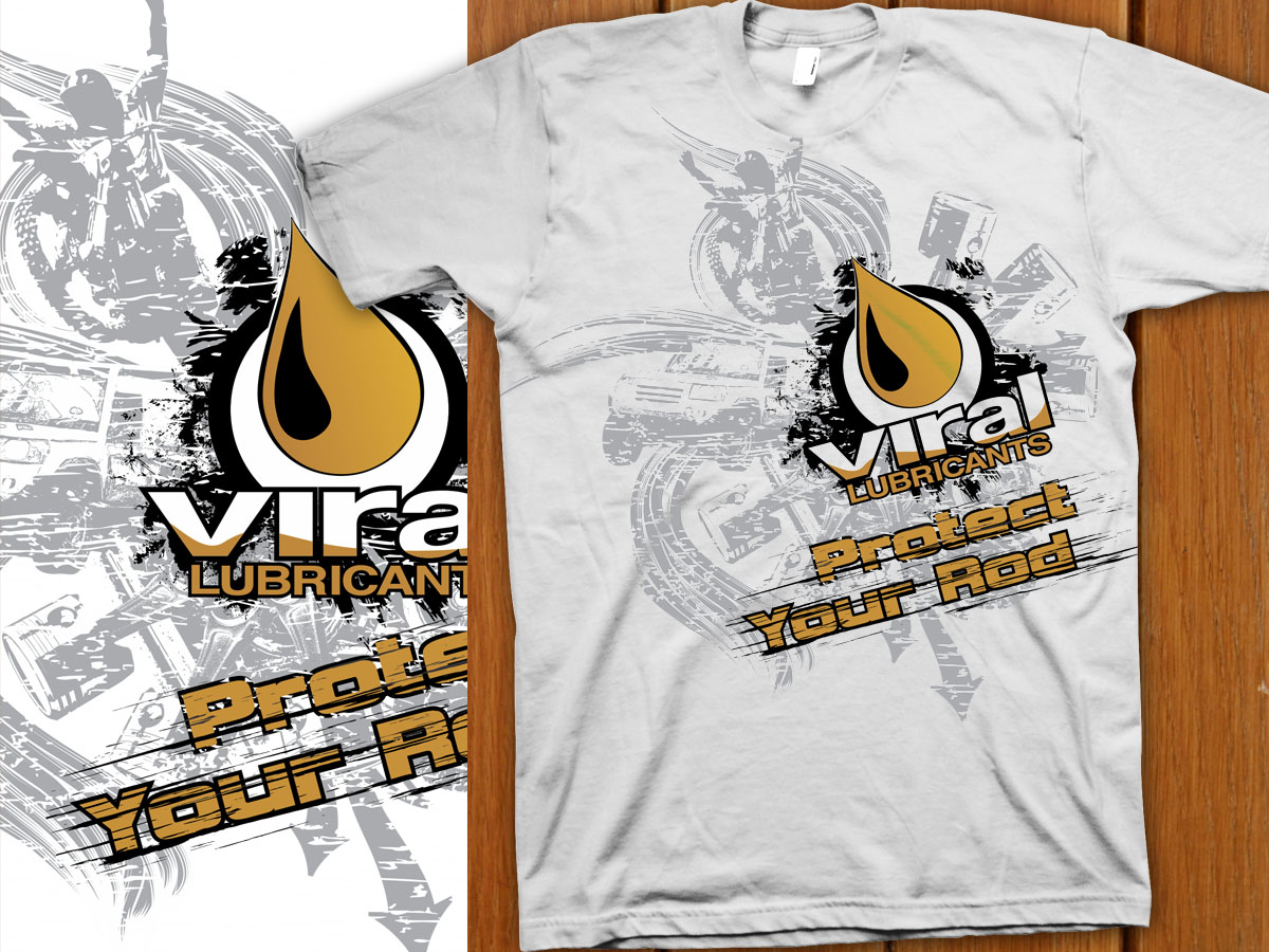 T-shirt Design by denuj for this project   Design #496500