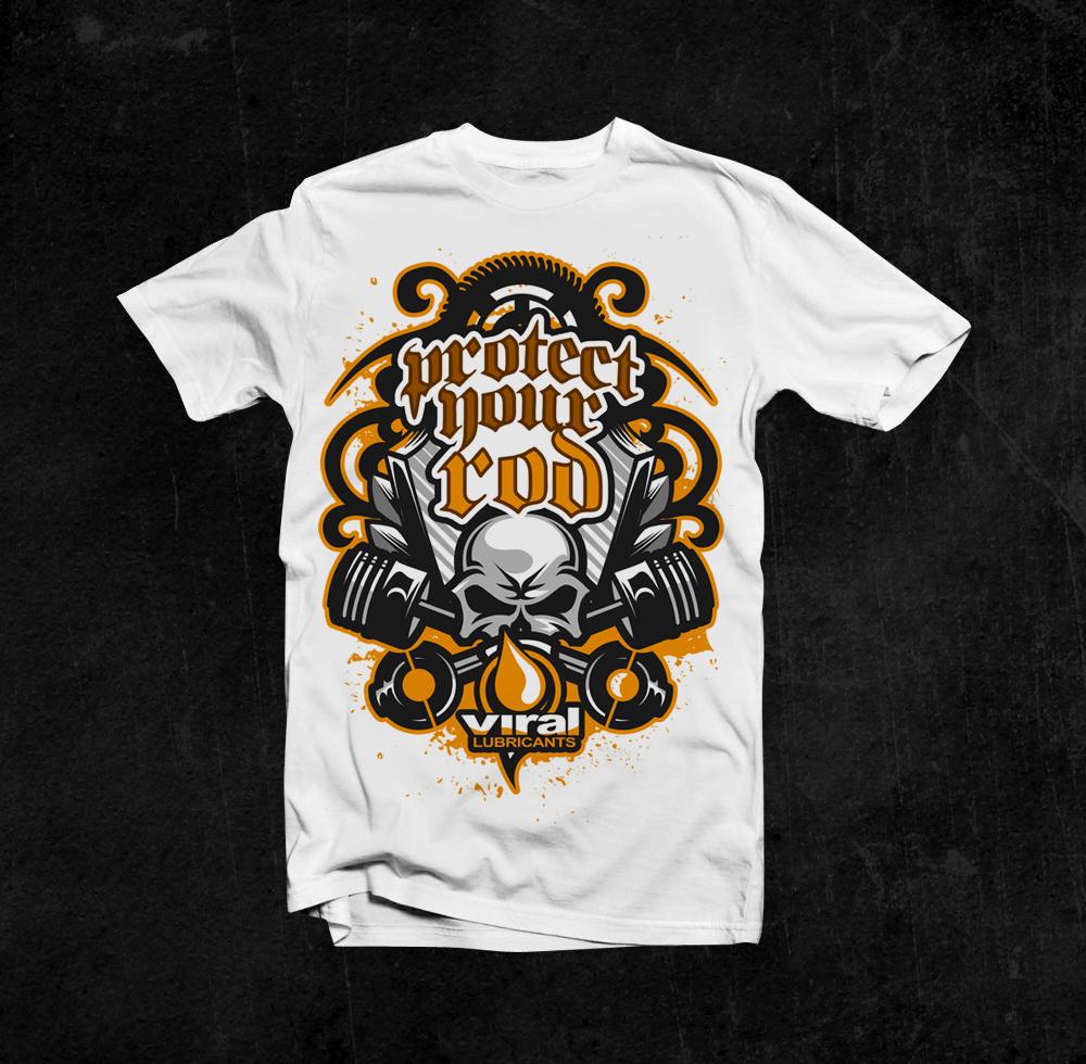 Bold modern screen printing t shirt design for a company for Company t shirt printing