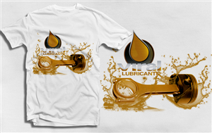 T-shirt Design by Ambrech for this project | Design: #498993