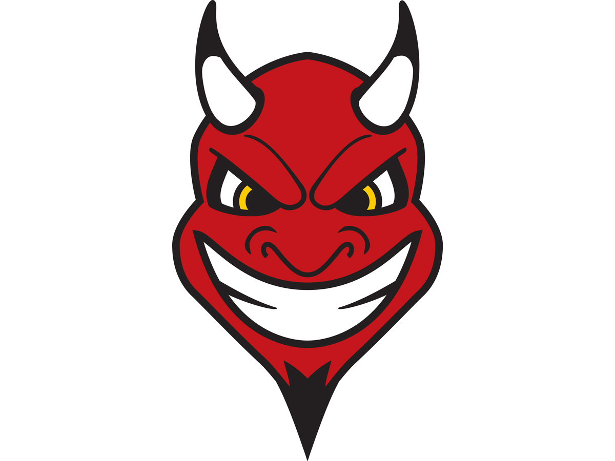 masculine bold logo design for none provided by tiny angry octo rh designcrowd com devil look glass devil looking mermaid