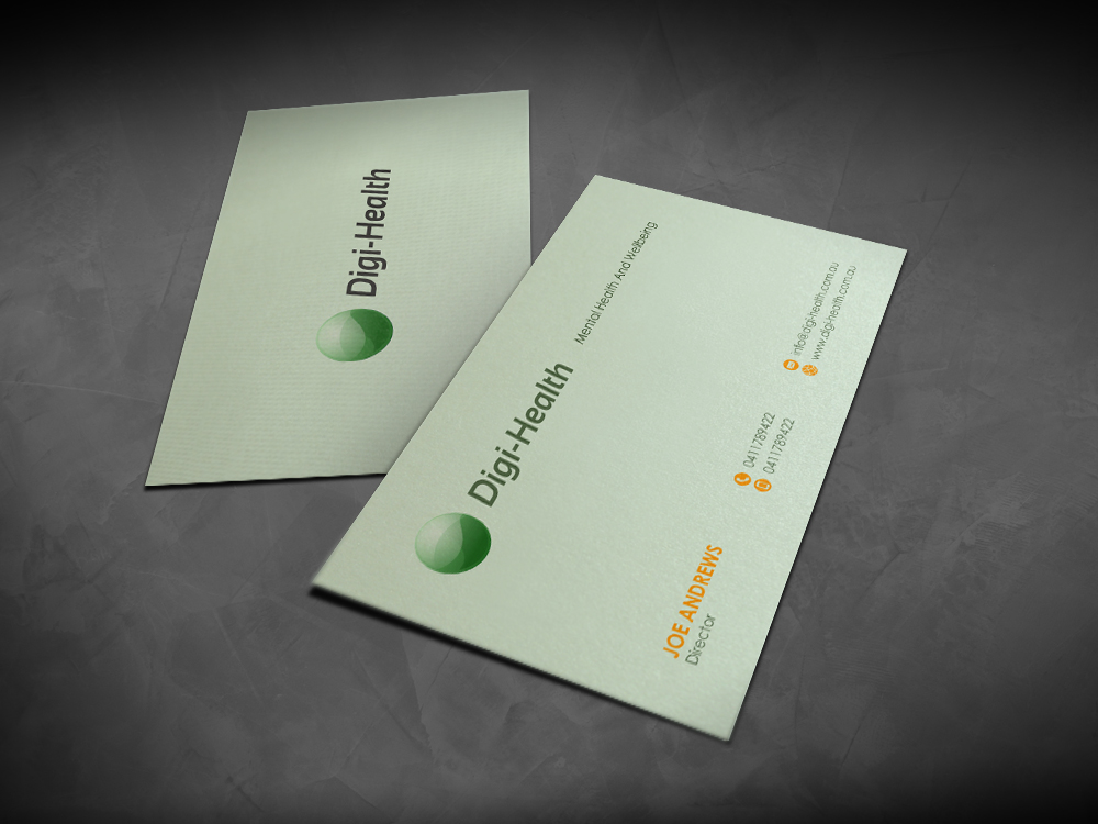 Bold, Professional Business Card Design for Declan Cahill by ...