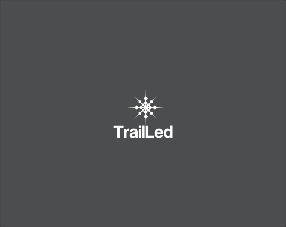 Masculine bold logo design for trail led by imam mulyadi for Lights company