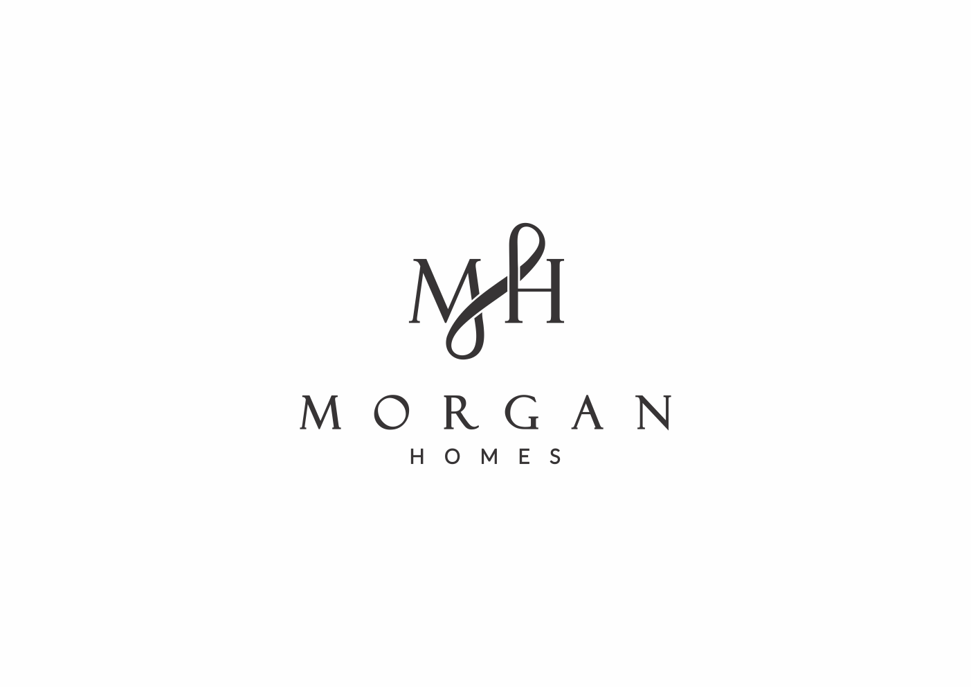 Upmarket, Professional, Business Logo Design for Morgan Homes by ...
