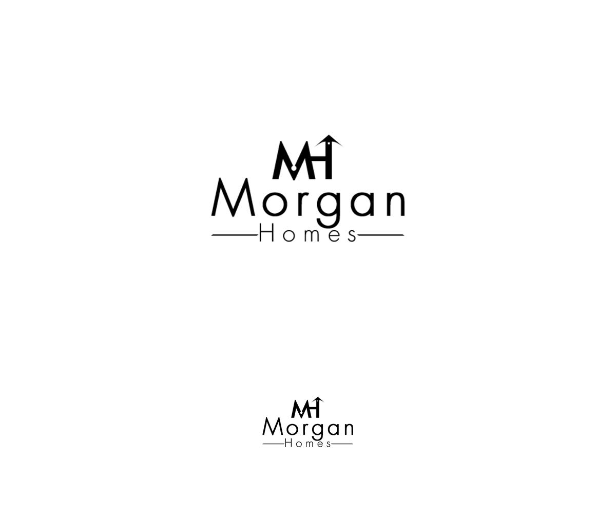 Upmarket, Professional, Business Logo Design for Morgan Homes by LJ ...